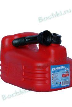 Канистра 5 литров для бензина