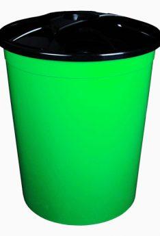 бак 225 литров зеленый