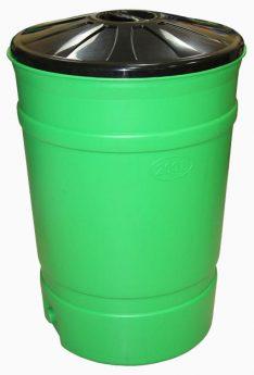 бак 200 литров с крышкой