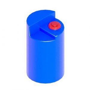 Емкость 120 литров для систем водоподготовки