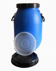 Бидон 40 литров  синий