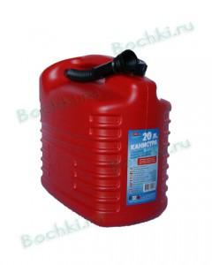 Канистра 20 литров для бензина