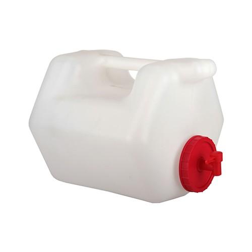 Канистра с опорной стороной (с краником) 20 литров