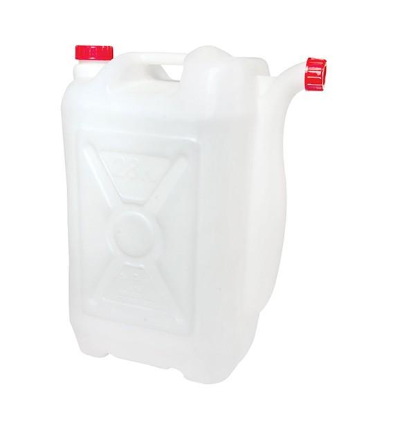 Канистра со сливом 28 литров