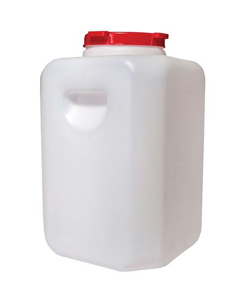 Канистра-бочка прямоугольная 90 литров (диаметр горловины 215 мм)