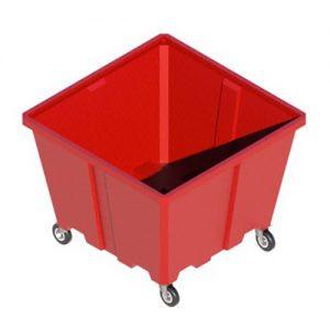 Универсальный контейнер С 500 литров на поворотных колесах